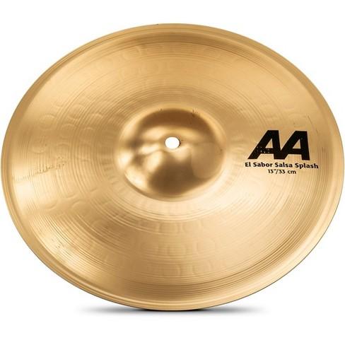 Sabian AA EL Sabor Salsa Splash Cymbal Brilliant 13 in. - image 1 of 3