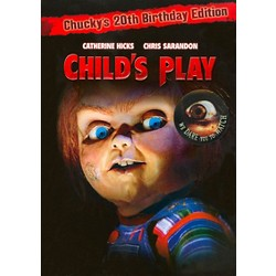 Child's Play (WS) (20th Anniversary Edition) (dvd_video)