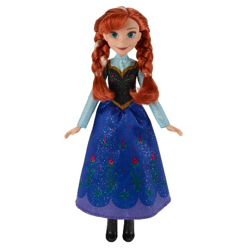 Disney Frozen Classic Fashion Anna Doll - image 1 of 6