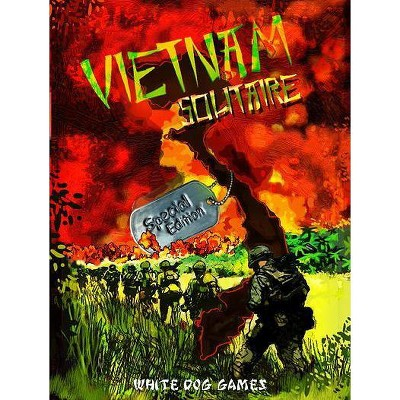 Vietnam Solitaire Special Edition Board Game