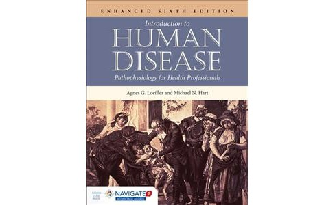 Introduction to Human Disease : Pathophysiology for Health Professionals (Paperback) (Agnes G. Loeffler - image 1 of 1