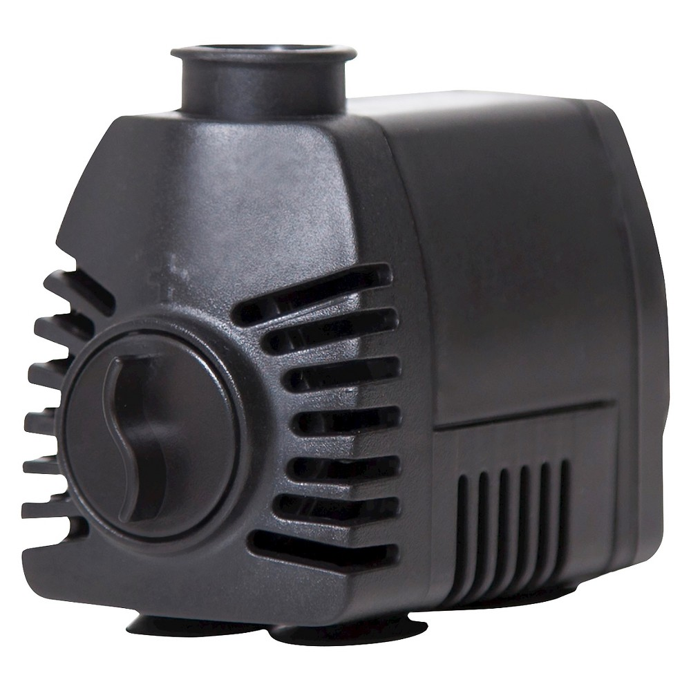 "Image of ""1.8"""" Pond Boss 75 GPH Fountain Pump, Black"""