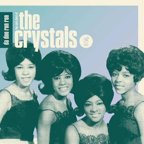 The Crystals - Da Doo Ron Ron: The Very Best of The Crystals (CD) - image 1 of 1