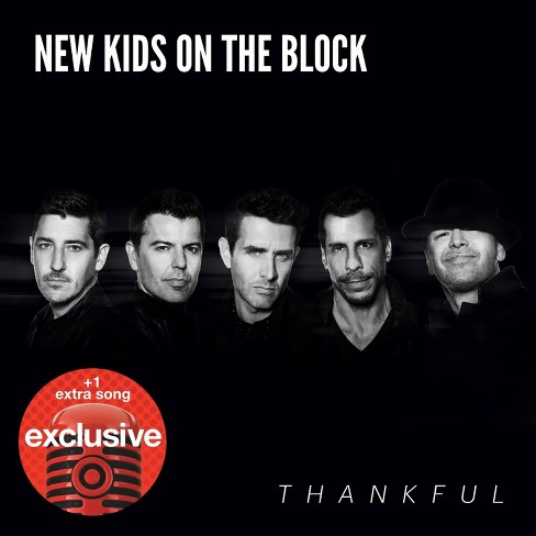 New Kids On The Block - Thankful (Target Exclusive) - image 1 of 1