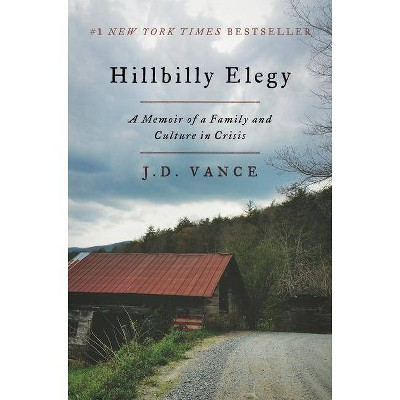 Hillbilly Elegy: A Memoir of a Family and Culture in Crisis (J. D. Vance) - by J. D. Vance (Hardcover)