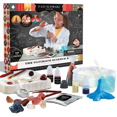 FAO Schwarz Ultimate Science Kit - 17pc - image 1 of 4