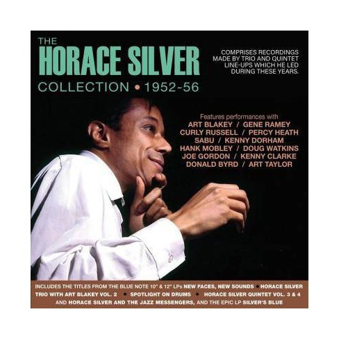 Horace Silver - Horace Silver Collection 1952-56 (CD) - image 1 of 1