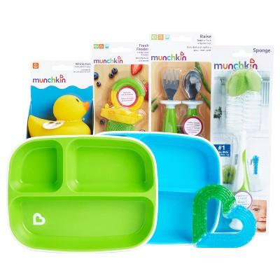 Munchkin New Beginnings Baby Gift Basket - Neutral