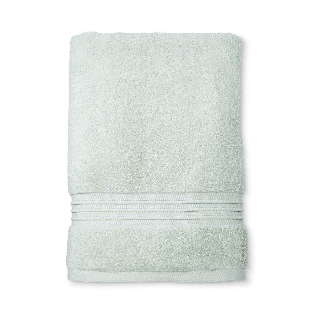 Spa Bath Towel Mint (Green) - Fieldcrest