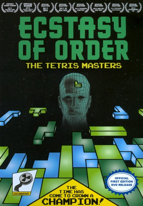 Ecstasy Of Order:Tetris Masters (DVD) - image 1 of 1