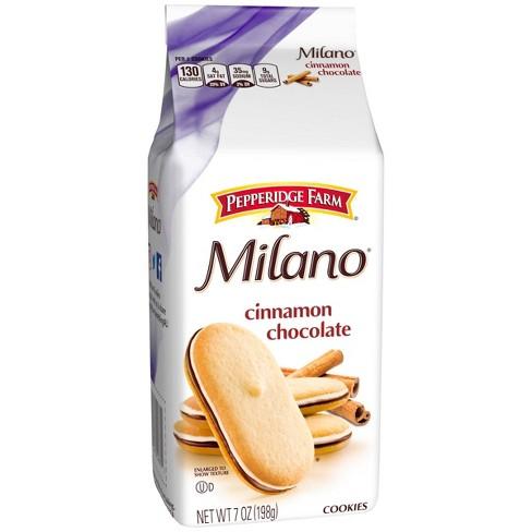 Milano Cinnamon Chocolate Holiday Cookies - 6oz - image 1 of 4