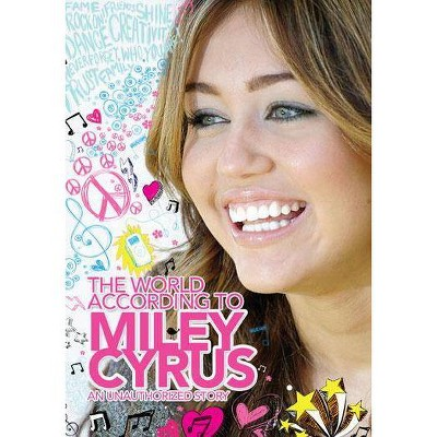 The World According to Miley Cyrus (DVD)(2009)