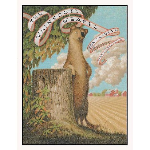 The Wainscott Weasel - by  Tor Seidler (Paperback) - image 1 of 1