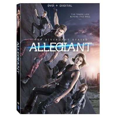 The Divergent Series: Allegiant (dvd_video)
