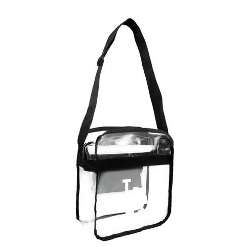 90da33f4a937 MLB Los Angeles Dodgers Little Earth Clear Carryall Cross Body Bag