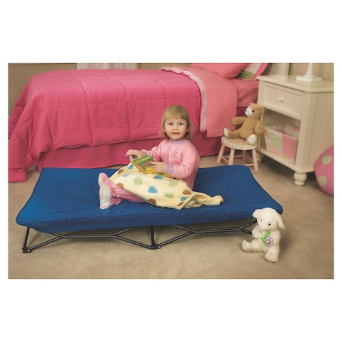 more photos 10eea 2a77c Regalo My Cot Portable Child Travel Bed - Blue