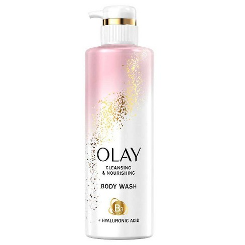 Olay Premium Body Wash with Vitamin B3 and Hyaluronic Acid - 17.9 fl oz - image 1 of 3