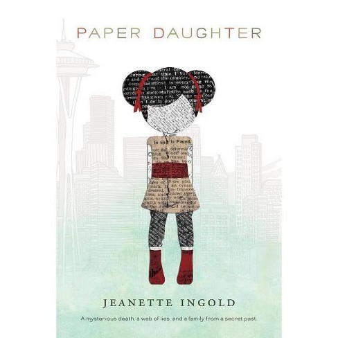 Paper Daughter - by  Jeanette Ingold (Paperback) - image 1 of 1