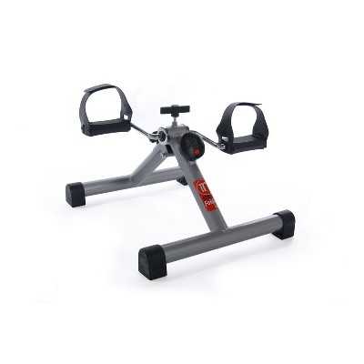 Stamina Products InStride Portable Folding Cycle for Home, Gym, or Under the Desk in the Office for Cardio Strength Exercise Workouts