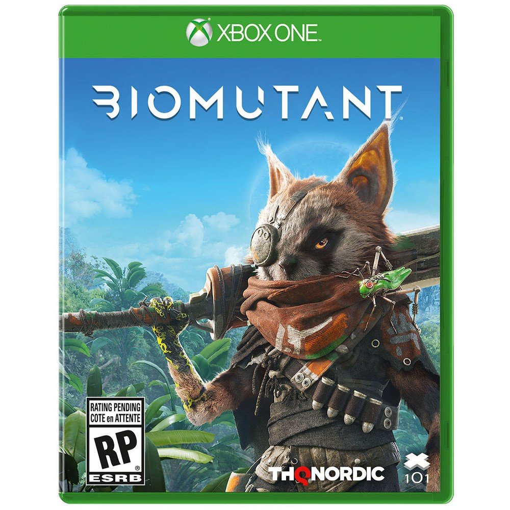 Biomutant - Xbox One, Video Games