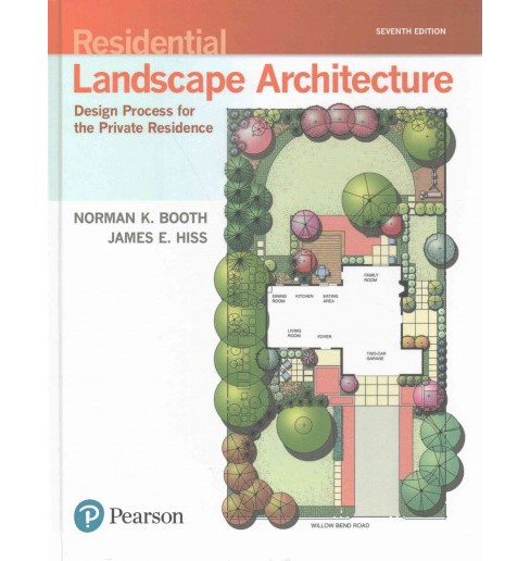 Residential Landscape Architecture : Design Process for the Private Residence (Hardcover) (Norman K. - image 1 of 1