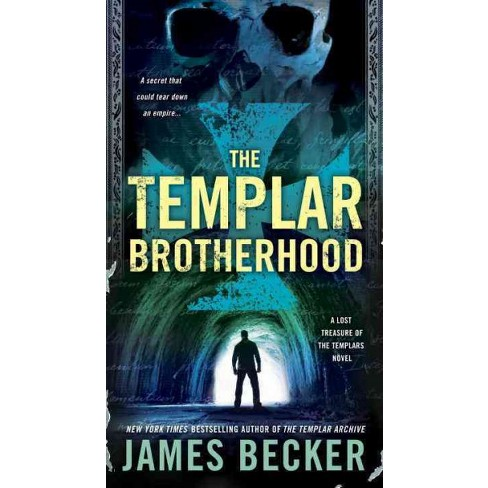 Templar Brotherhood Paperback James Becker Target