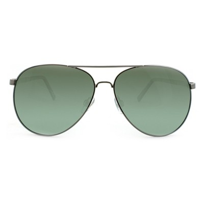 854ac1c0c883f Men s Polarized Aviator Sunglasses - Goodfellow   Co™   Target