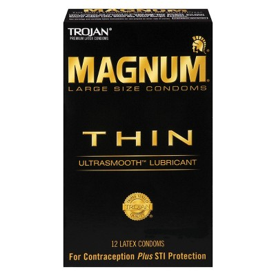 Condoms: Magnum Thin
