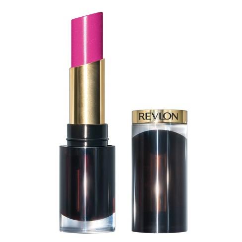 Revlon Super Lustrous Glass Shine Moisturizing Lipstick - 0.11oz - image 1 of 4