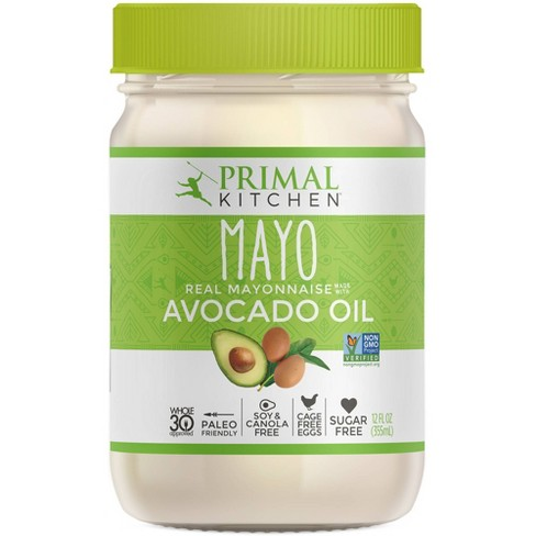 Primal Kitchen Mayo with Avocado Oil - 12oz - image 1 of 4