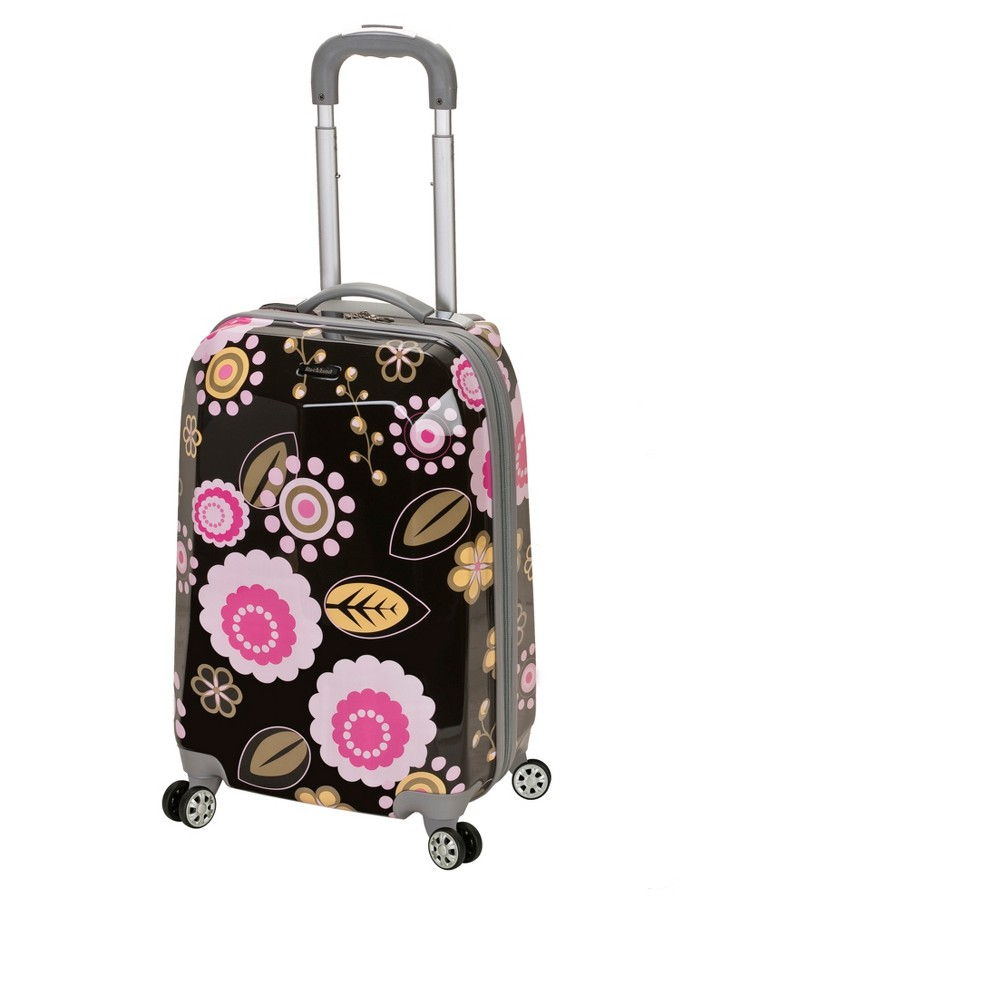 Rockland Vision 20 34 Carry On Spinner Suitcase Pucci