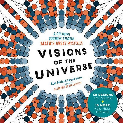 Visions of the Universe - by  Alex Bellos & Edmund Harriss (Paperback) - image 1 of 1