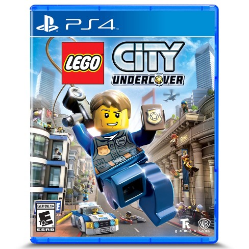 LEGO City: Undercover - PlayStation 4 - image 1 of 2