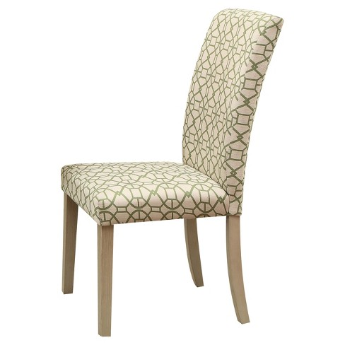 Dining Chairs Acme Furniture Green Oak - image 1 of 2