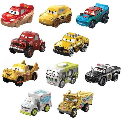 Disney Pixar Cars MINIS 10pk - image 1 of 1