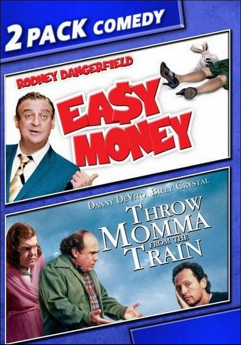 Easy money/Throw momma from the train (DVD) - image 1 of 1