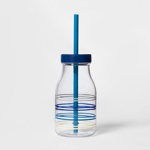 14oz Plastic Kids Milk Bottle - Pillowfort™ - image 1 of 1