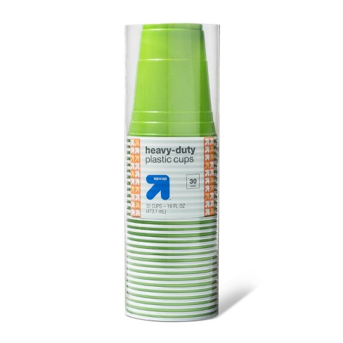 Heavy Duty Disposable Plastic Cup - 30ct - Up&Up™ - image 1 of 1