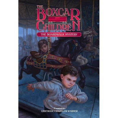 The Boardwalk Mystery (The Boxcar Children Mysteries)