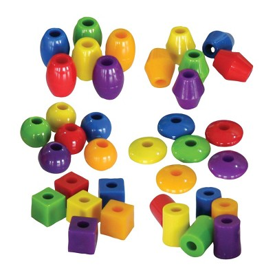 Joyn Toys Jumbo Lacing Beads  - 360 Pcs