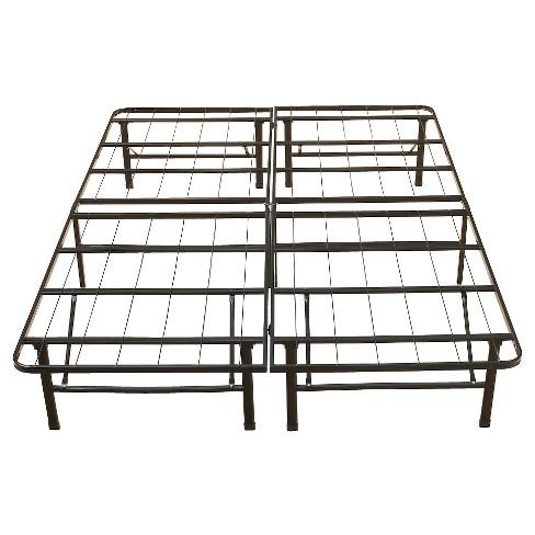 "Empire High Profile Bed Frame 18"" Metal Platform - Eco Dream - image 1 of 4"