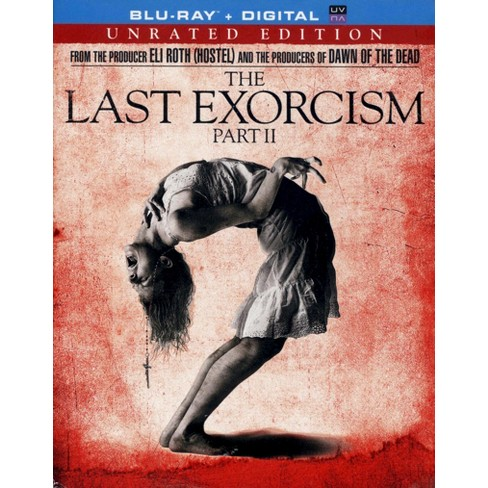 The Last Exorcism Part II [Unrated] [Includes Digital Copy] [UltraViolet] [Blu-ray] - image 1 of 1