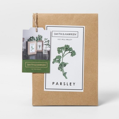 Parsley Seed Kit - Smith & Hawken™
