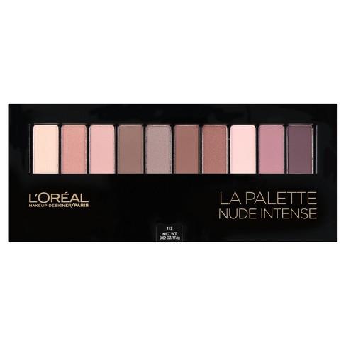 L'Oreal Paris Colour Riche La Palette Nude Eye Shadow - image 1 of 4