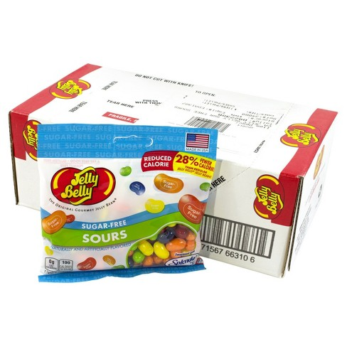 Jelly Belly Sugar-Free Sours Jelly Beans - 2.8oz/12ct - image 1 of 1