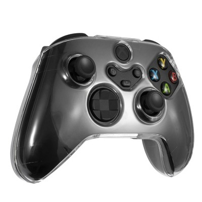 Insten Controller Skin Cover Case Compatible with Xbox Series X/S, Protective PC Hard Case, Crystal Clear
