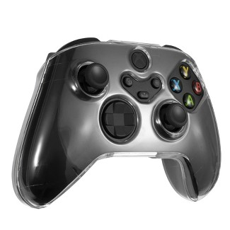 Insten Controller Skin Cover Case Compatible With Xbox Series X/S, Protective PC Hard Case, Crystal Clear : Target
