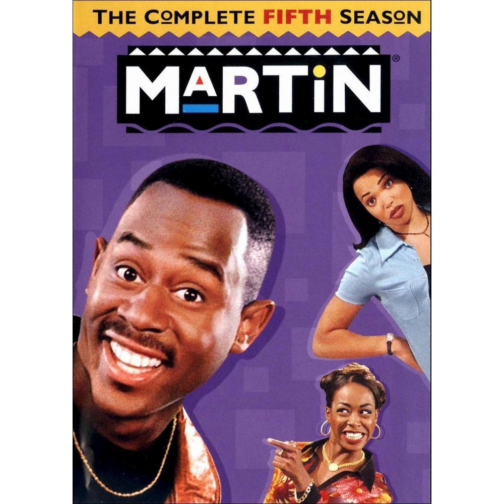 Martin:Complete Fifth Season (Dvd)