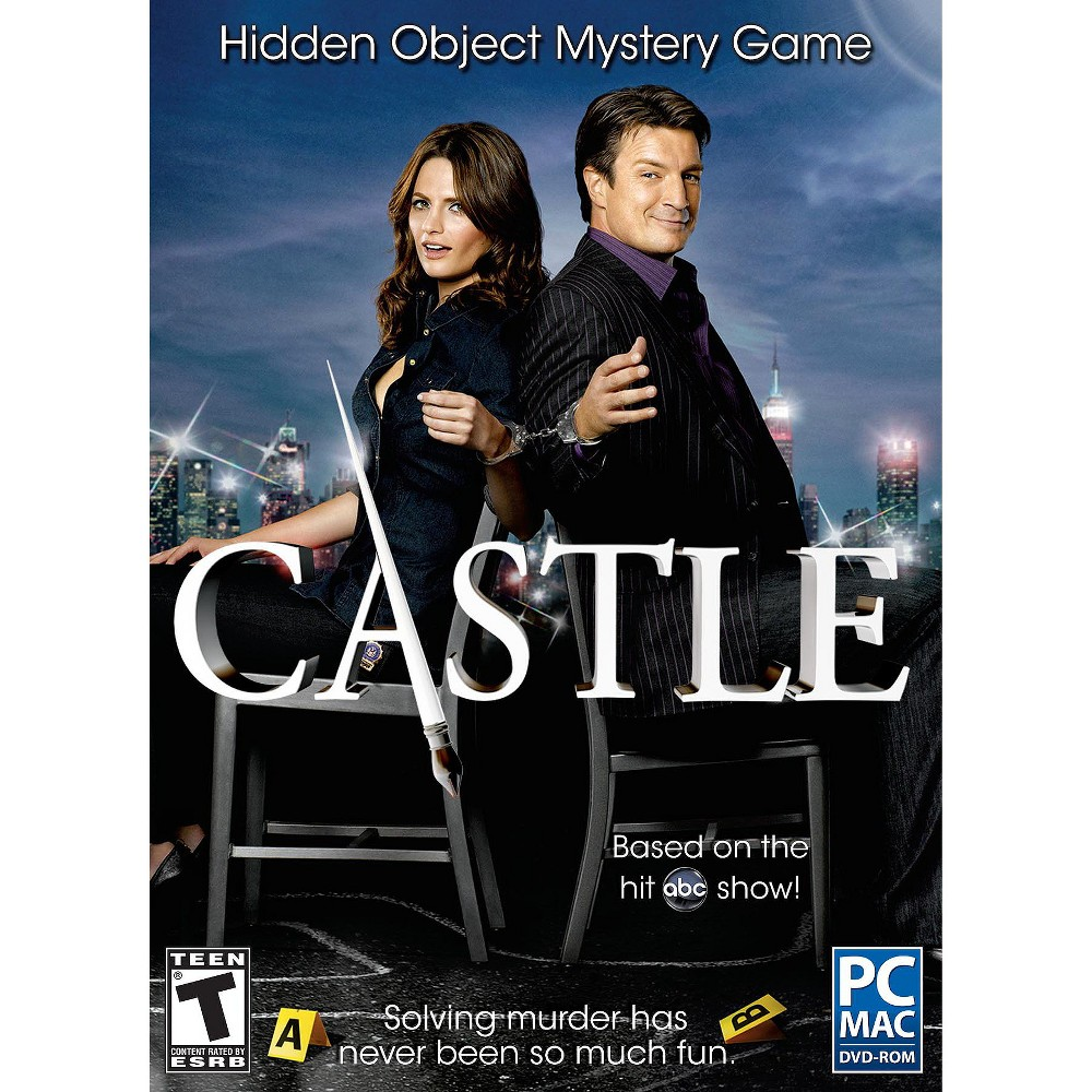 Castle PC Game, Video Games Get ready for your biggest quest yet Castle (PC Game) - Mobiliving. Navigate your way through this hidden object mystery game by honing in your detective skills. This game is compatible with all PCs.