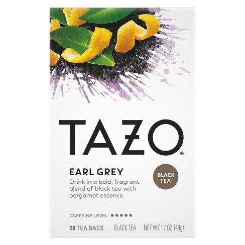 Tazo Earl Gray Tea - 20ct - image 1 of 4